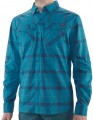 NRS Men's GUIDE Long-Sleeve Shirt blau